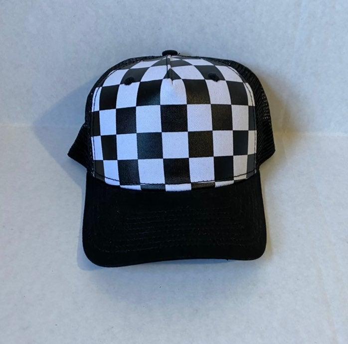 No boundaries men's black snap back hat