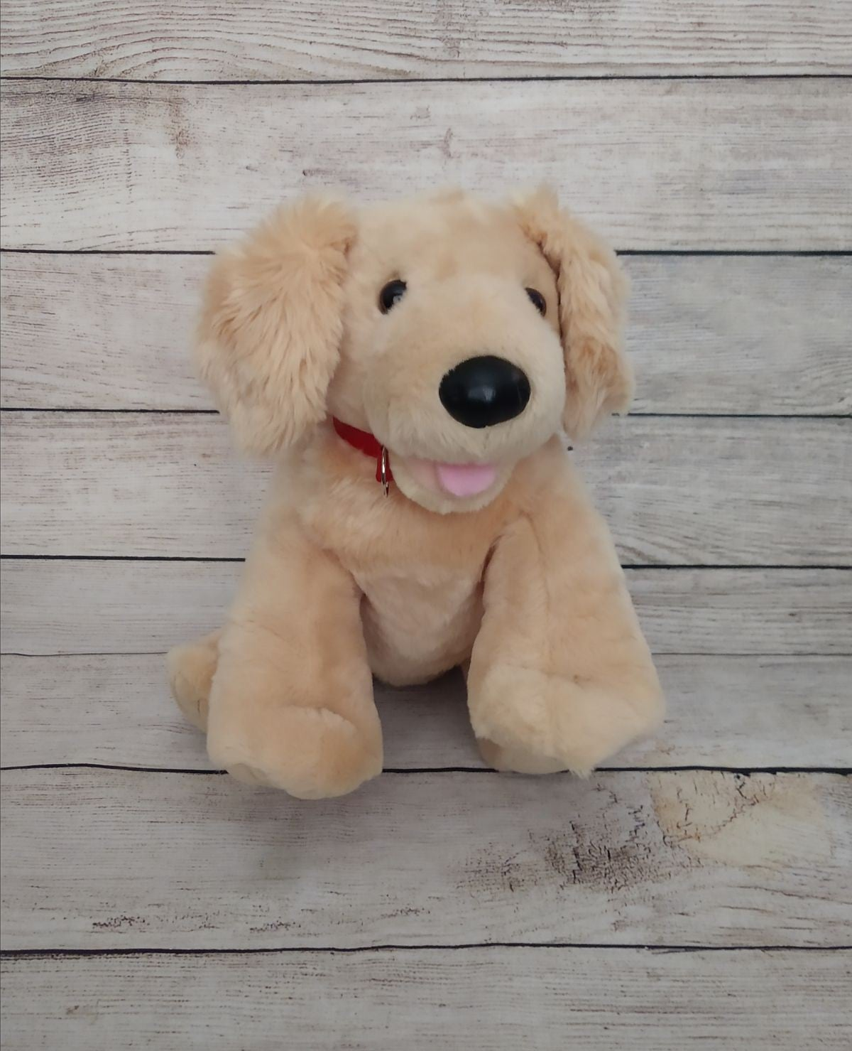 Build A Bear Golden Retriever Dog Plush