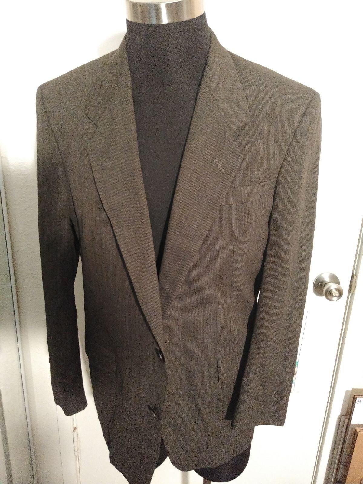 Vintage Christian Dior 2 Pcs Suit Exc