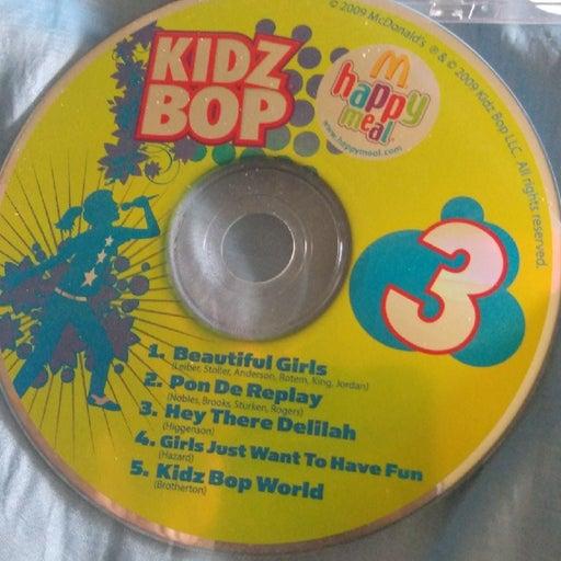 Kidz Bop 3 cd