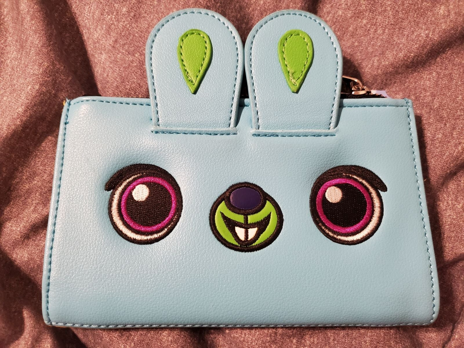 Bunny And Ducky Loungefly Wallet