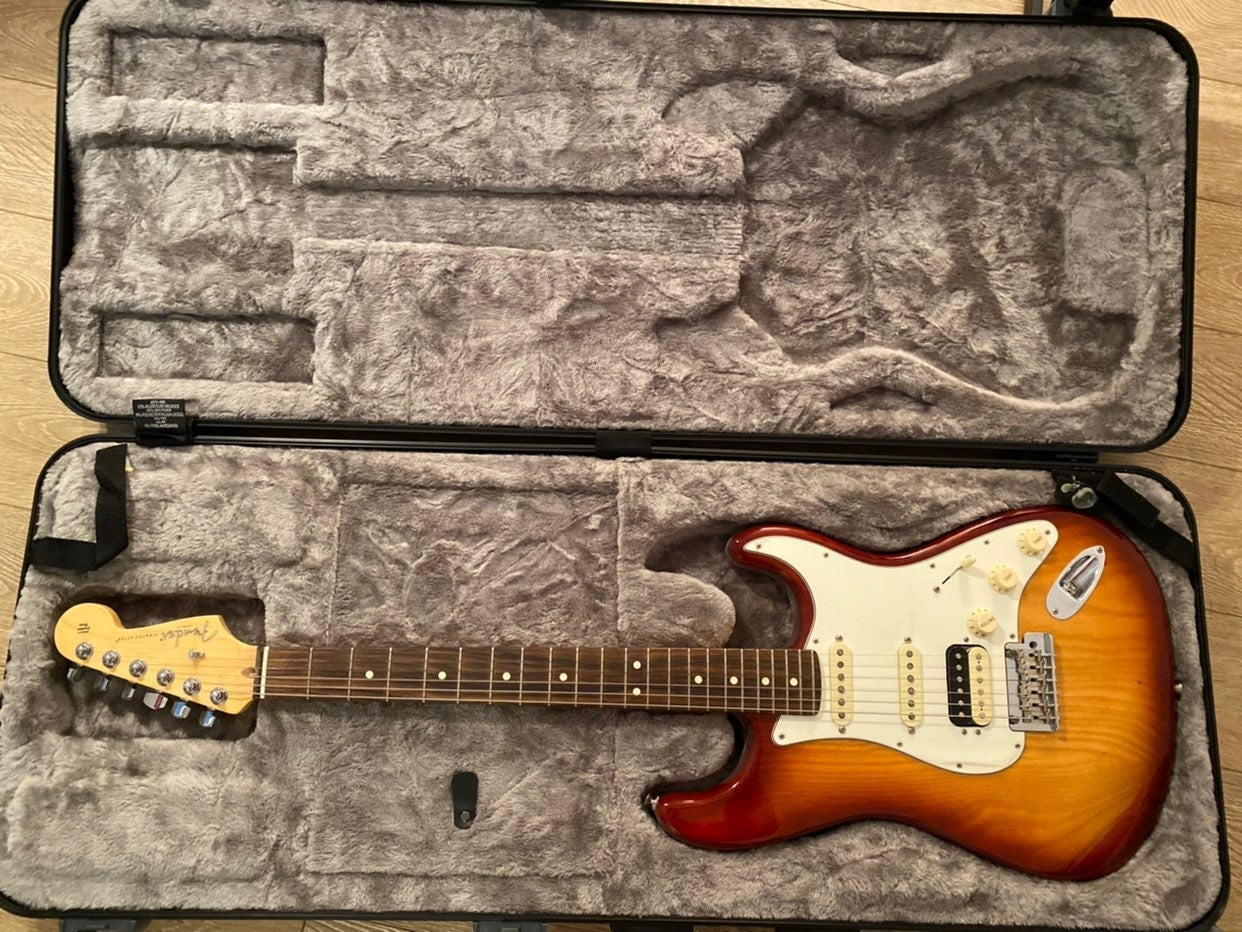 2018 Fender American Stratocaster