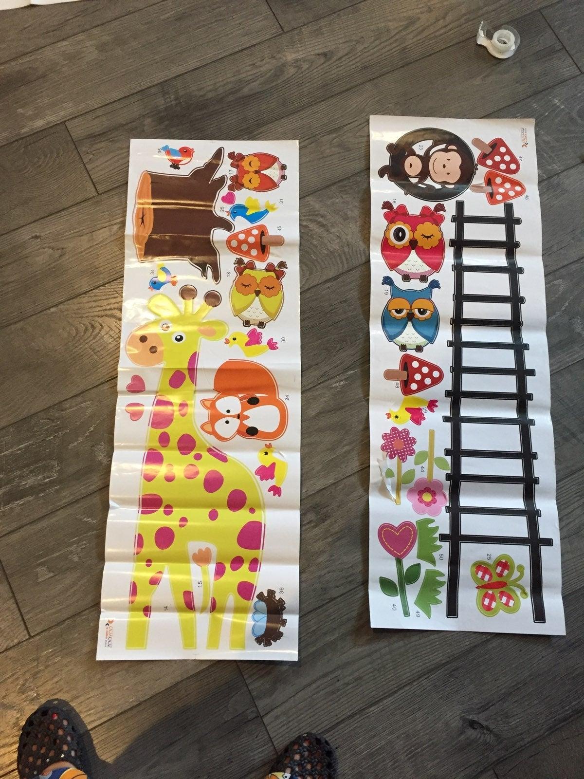 Kids Wall Deco Stickers