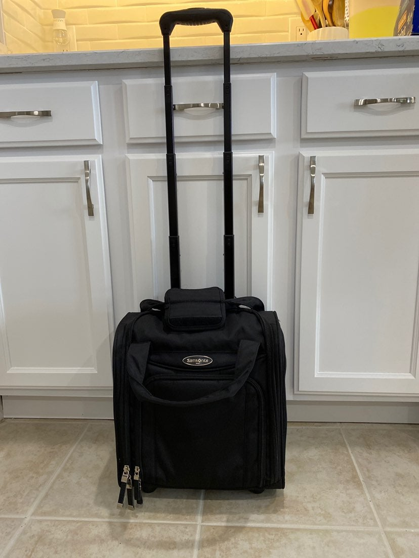 Samsonite Wheeled Bag Overnight Luggage