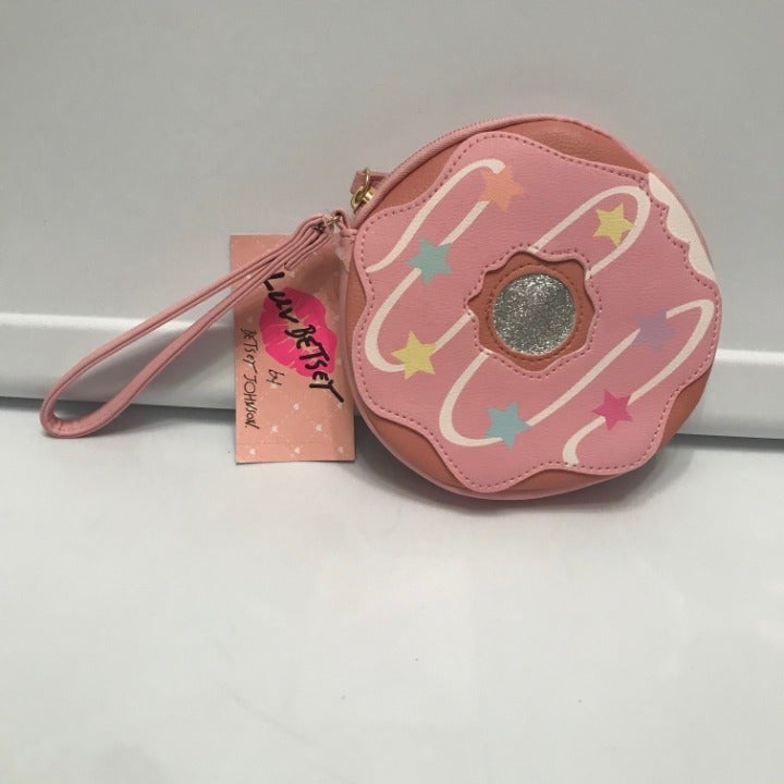 Lub Betsey Betsey Johnson Wrislet Donuts