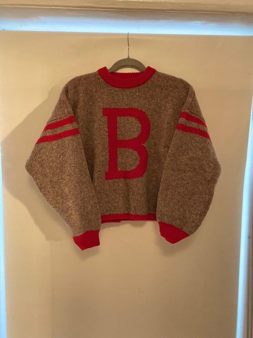 Vintage Varsity Benetton Sweater