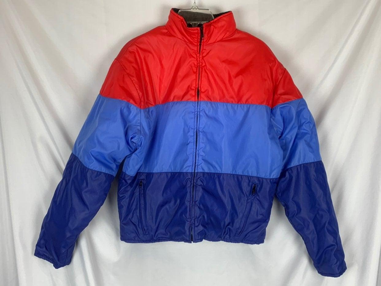 Vintage J Crew puffy ski coat mens