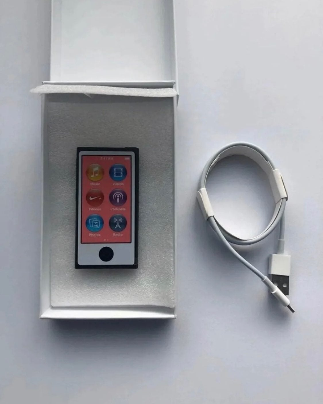 Ipod Nano 8th Gen 16gb Gray