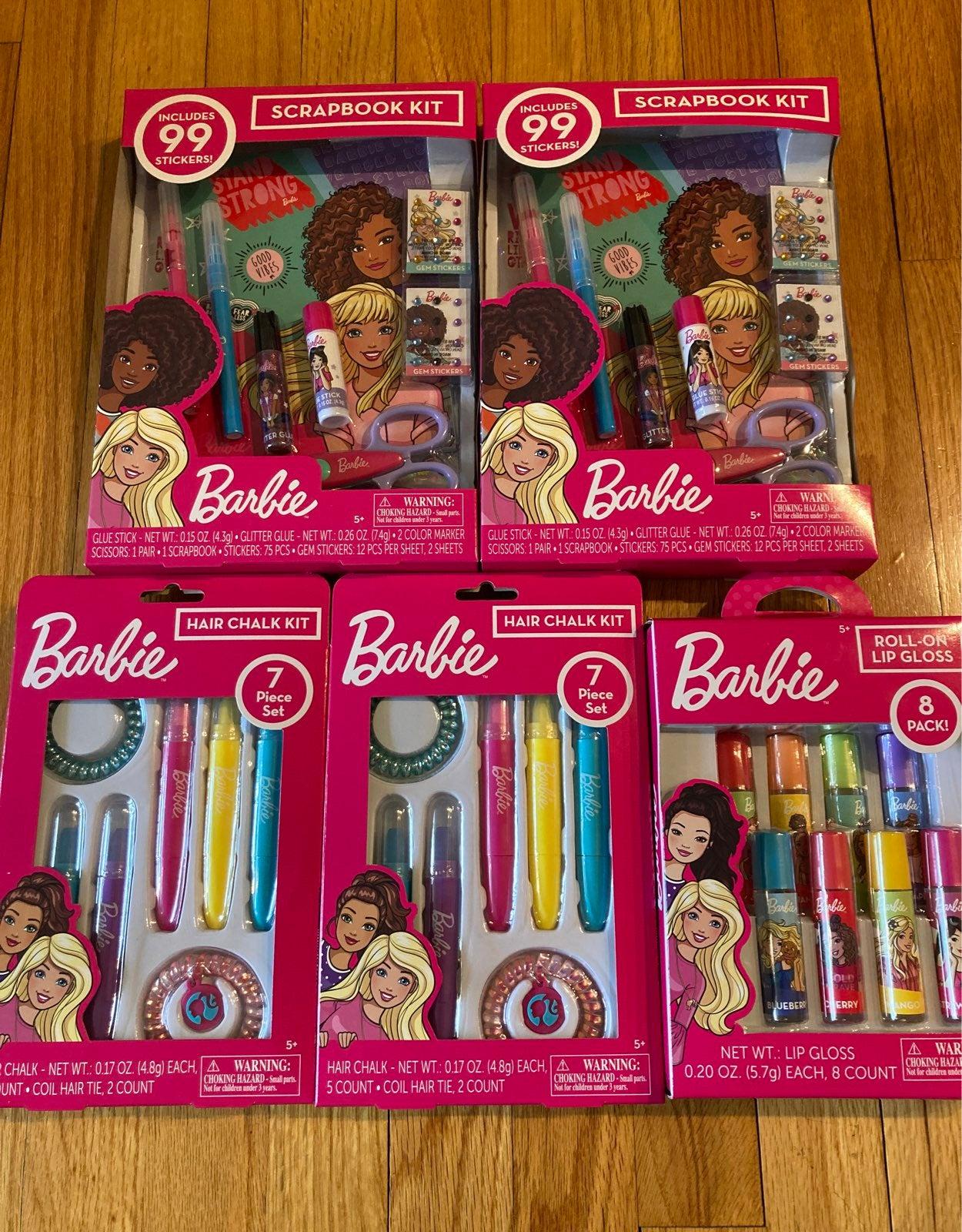 Barbie Scrapbook Kit bundle