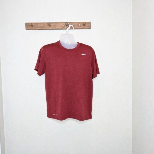 Nike Dri-Fit Shirt Large Red
