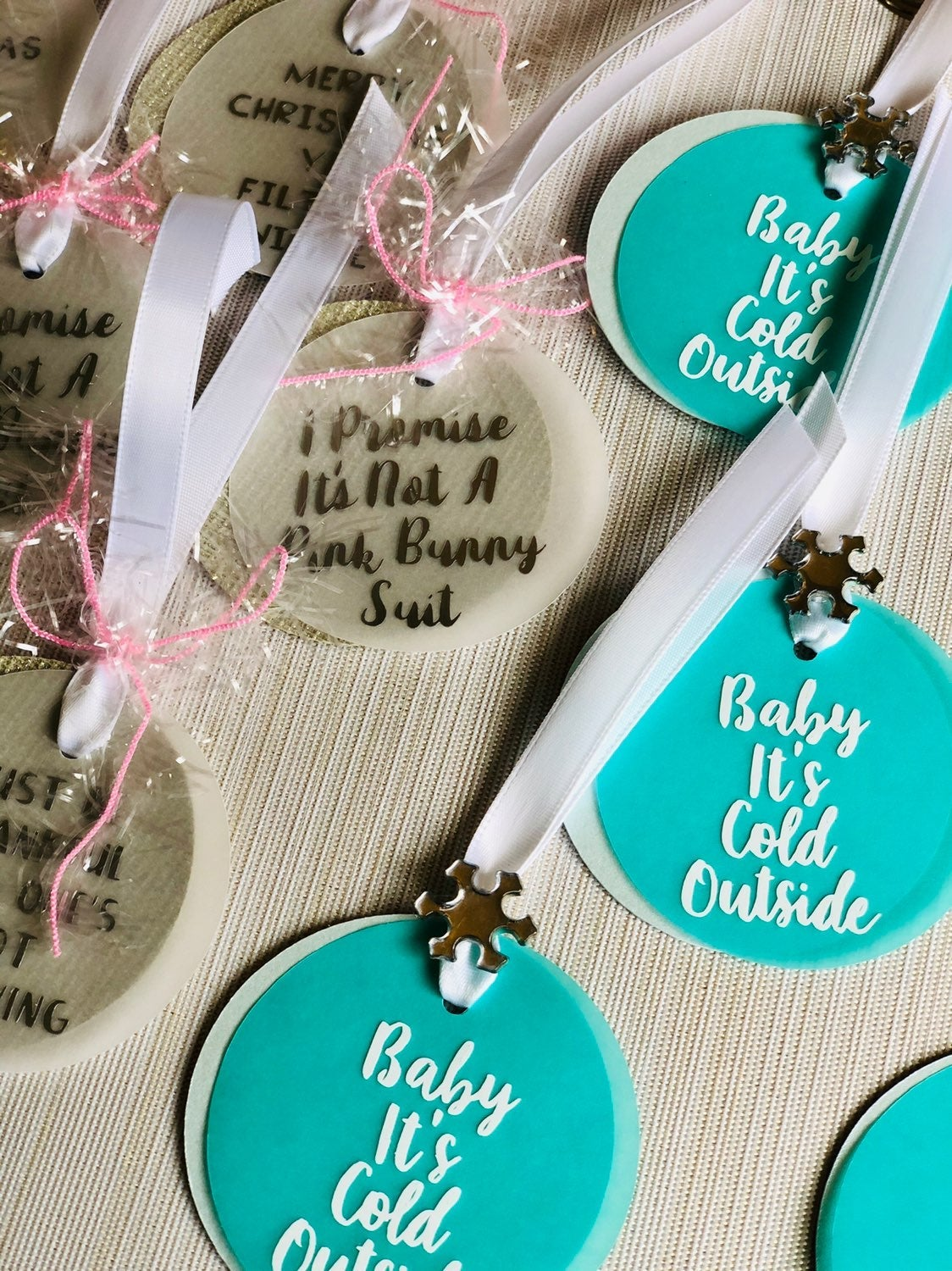 Holiday/Christmas Cute Gift Wrap Tags
