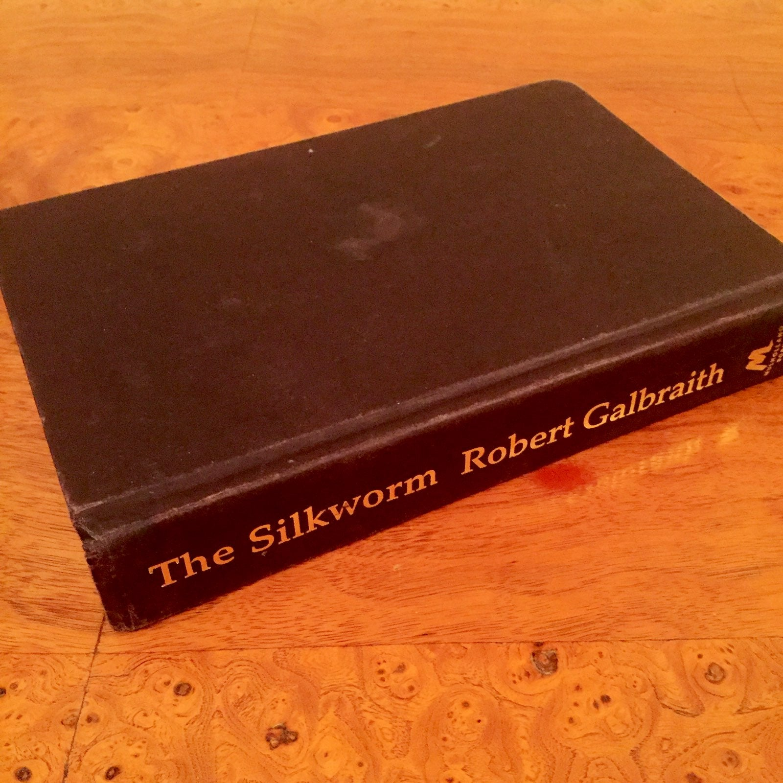 Hardcover The Silkworm by J.K. Rowling