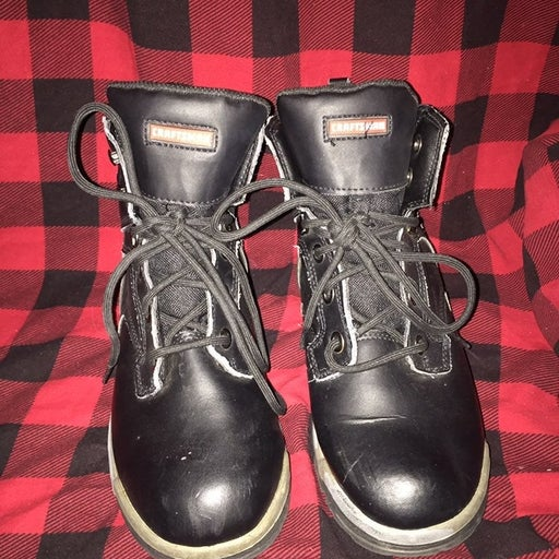 craftsman womens work/outdoor boots size