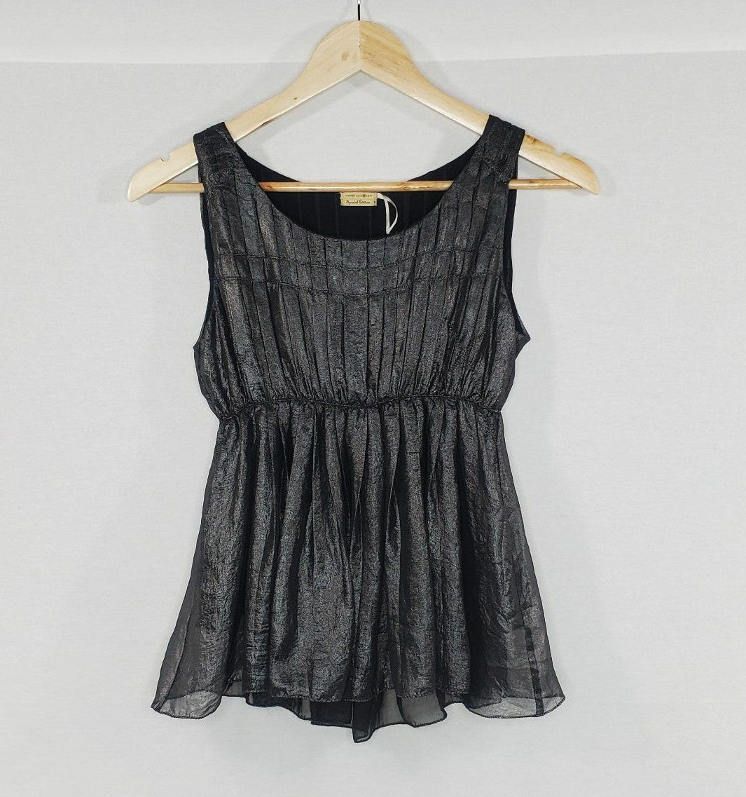 Max Studio Limited Edition Ruched Top