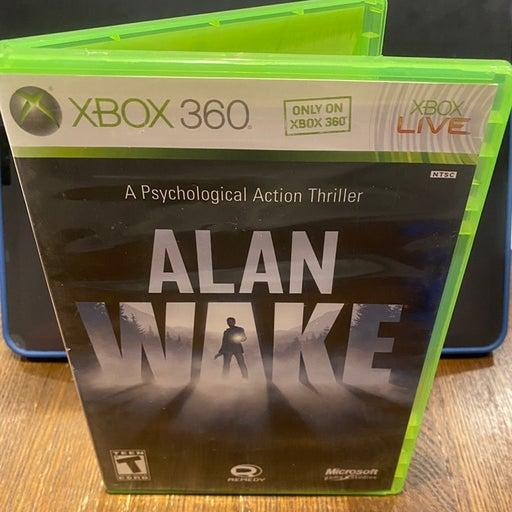 Alan Wake on Xbox 360