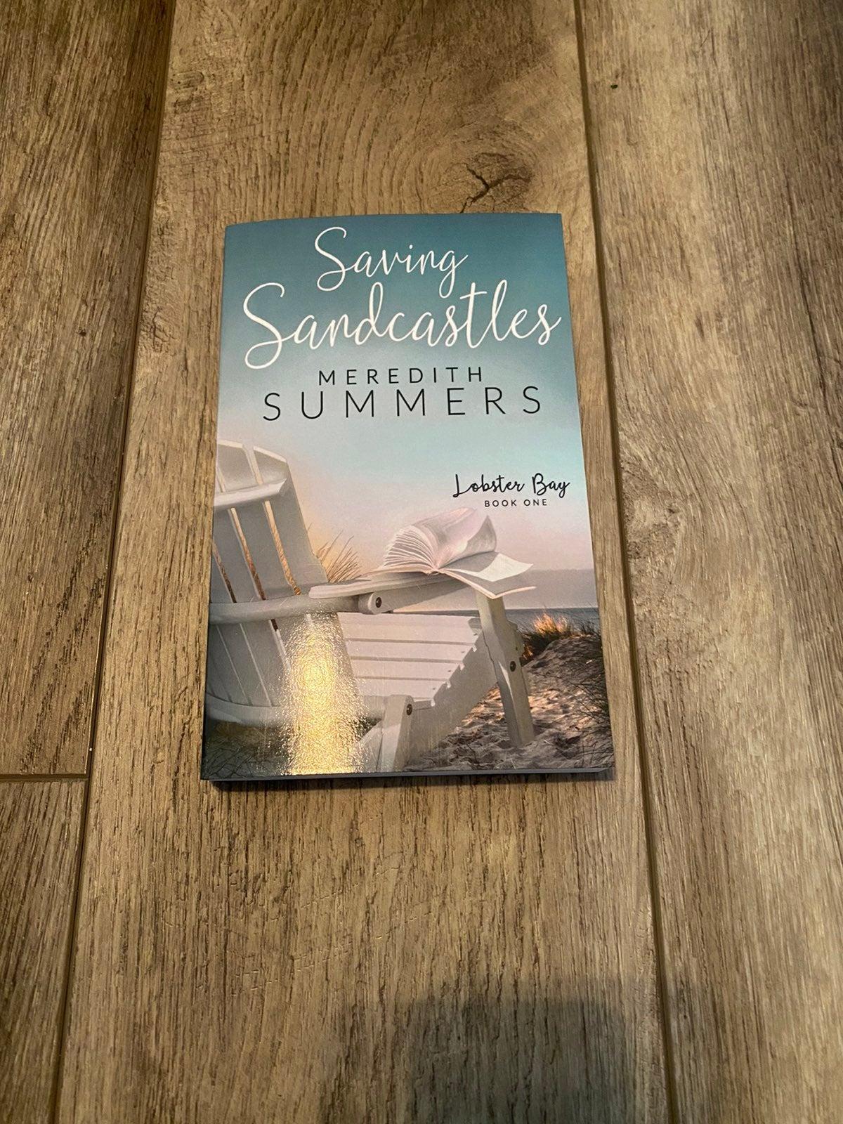 Saving Sandcastles Meredith Summers