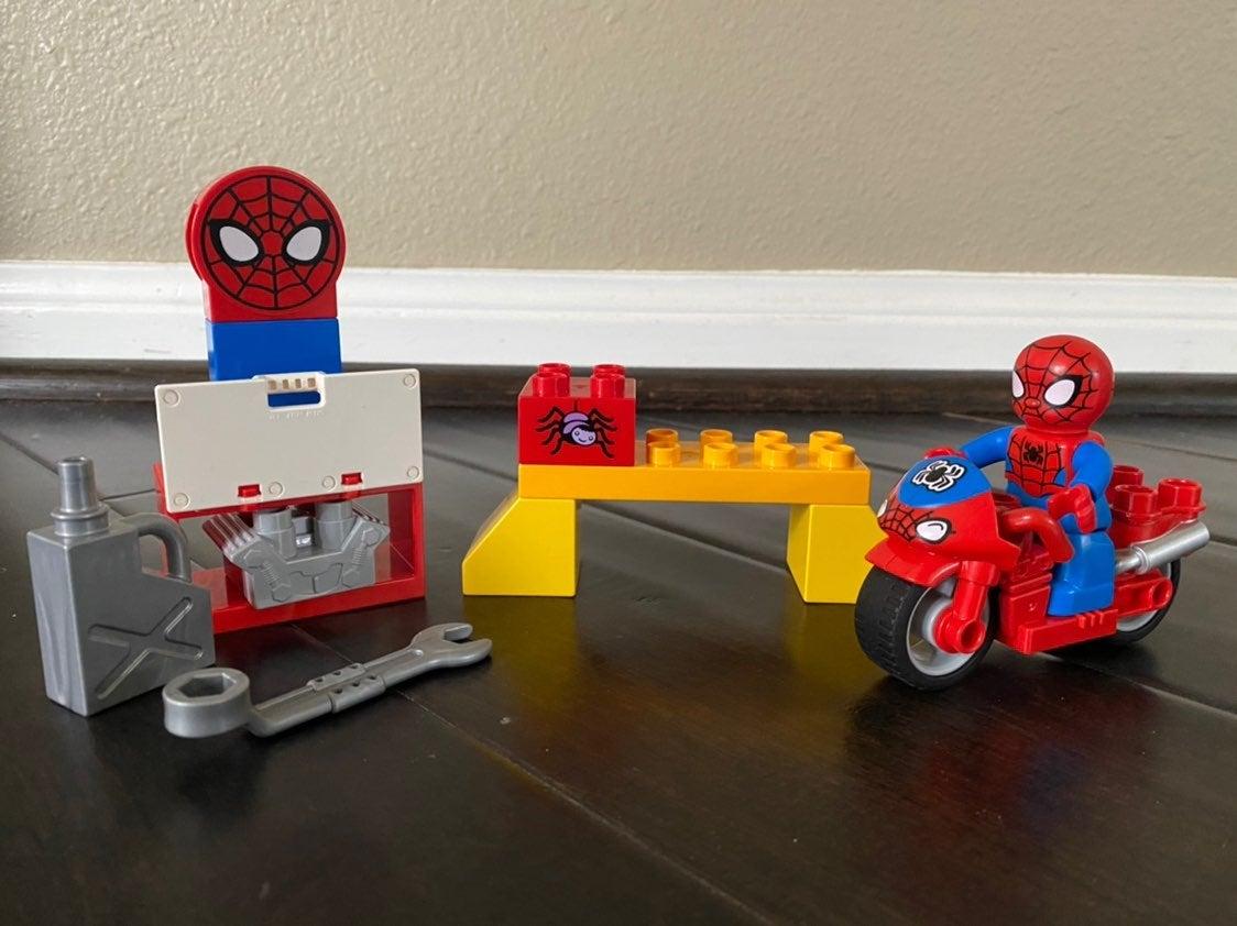 LEGO Duplo Marvel Spiderman