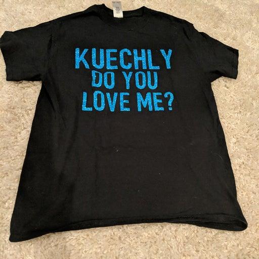 Kuechly do you love me? Carolina Panther