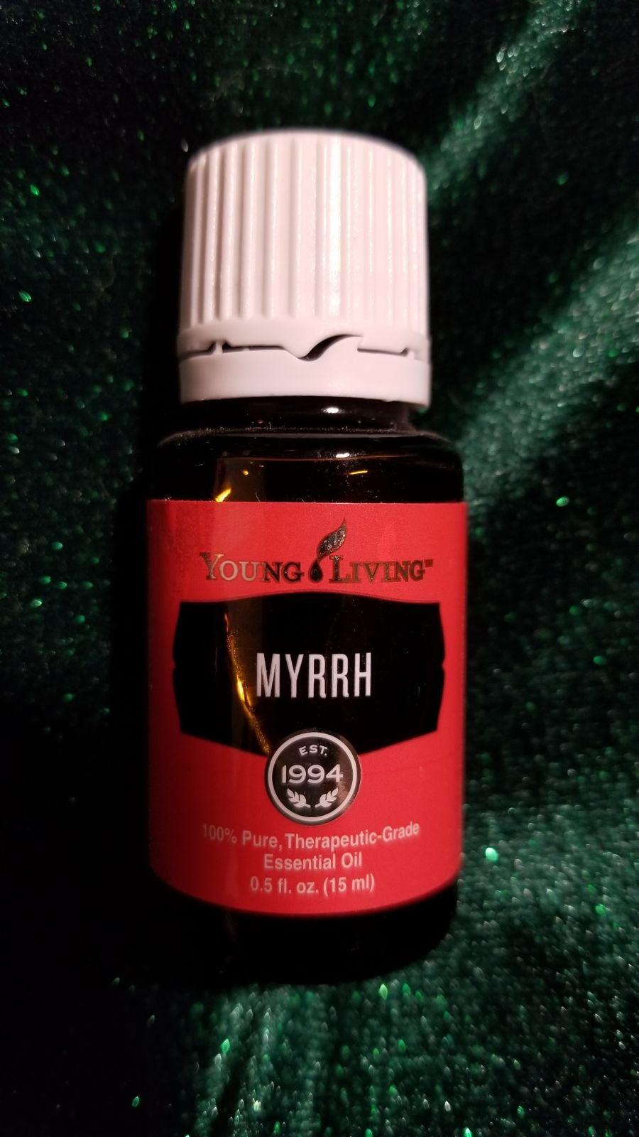 Reserved for Sarah YL Myrrh & Hyssop