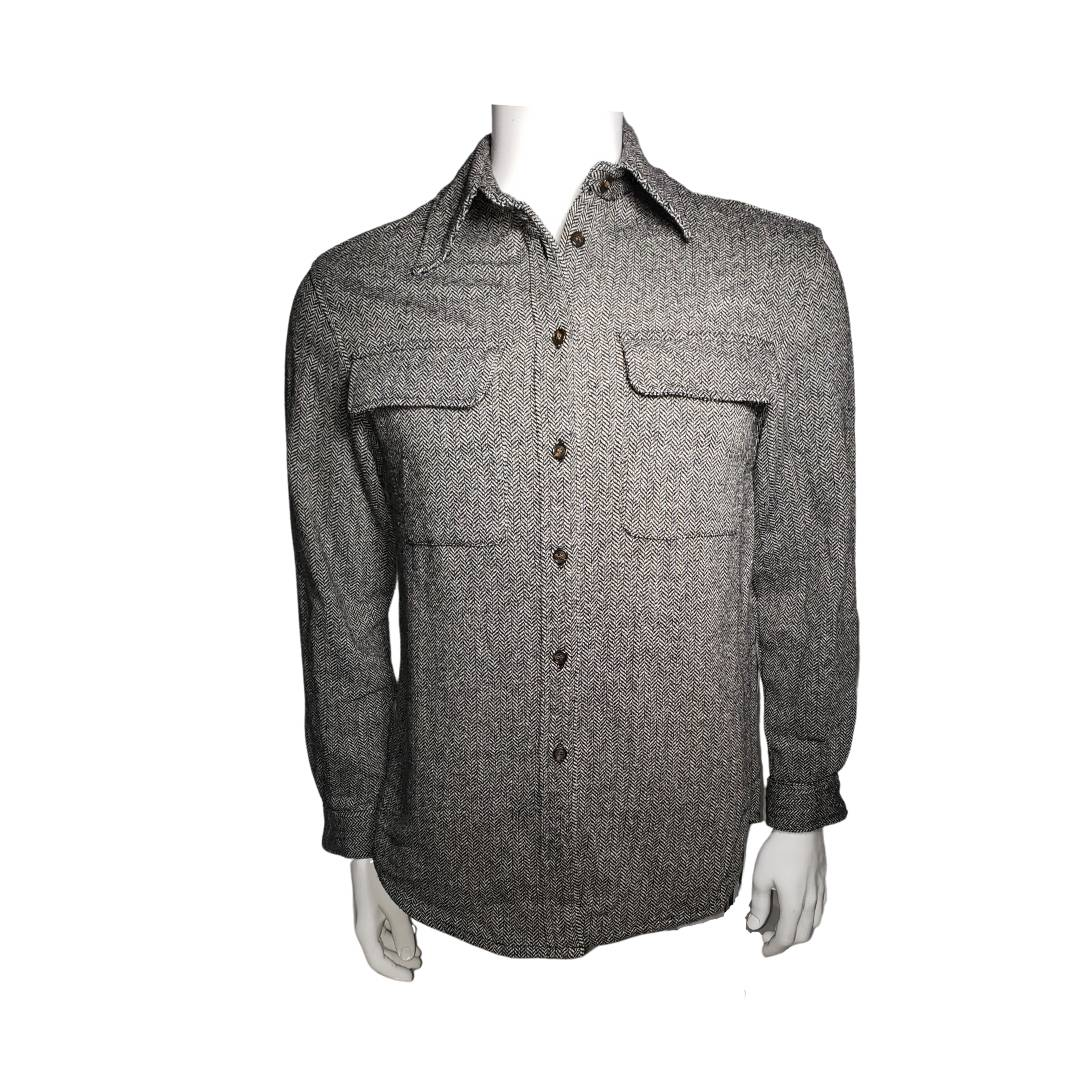 Evan-Picone VTG Men's Wool Blend Shirt