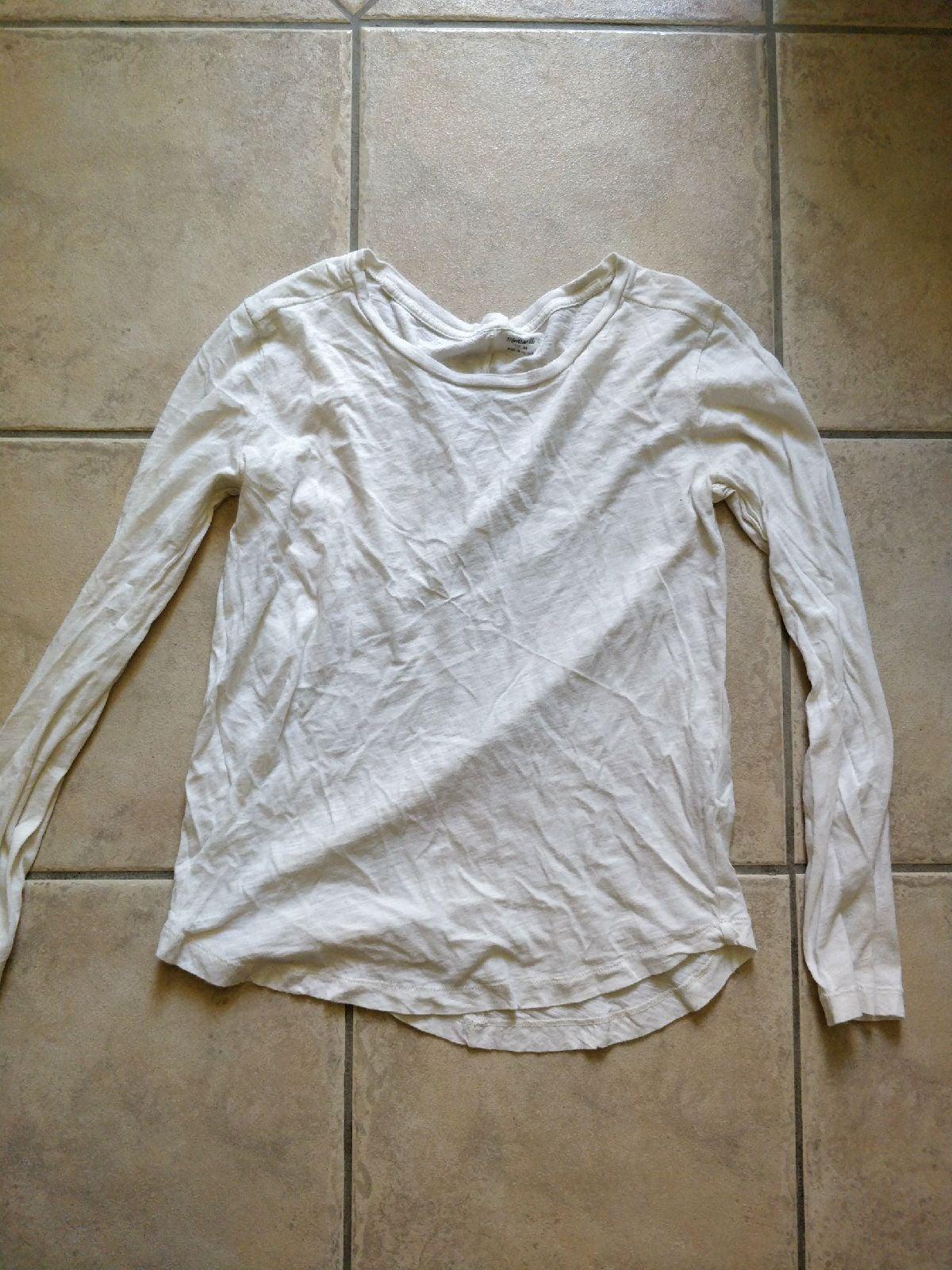 Madewell Long Sleeve top