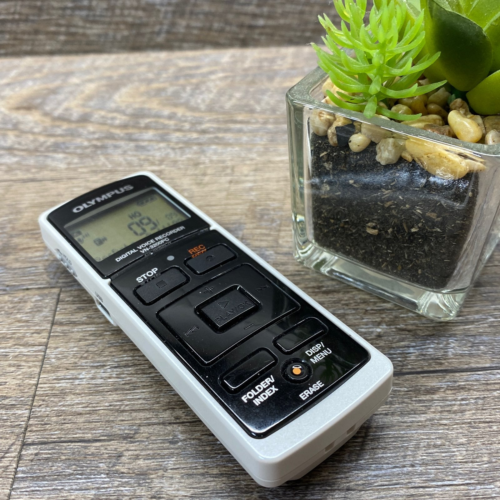 Olympus VN-3200PC Digital Audio Recorder