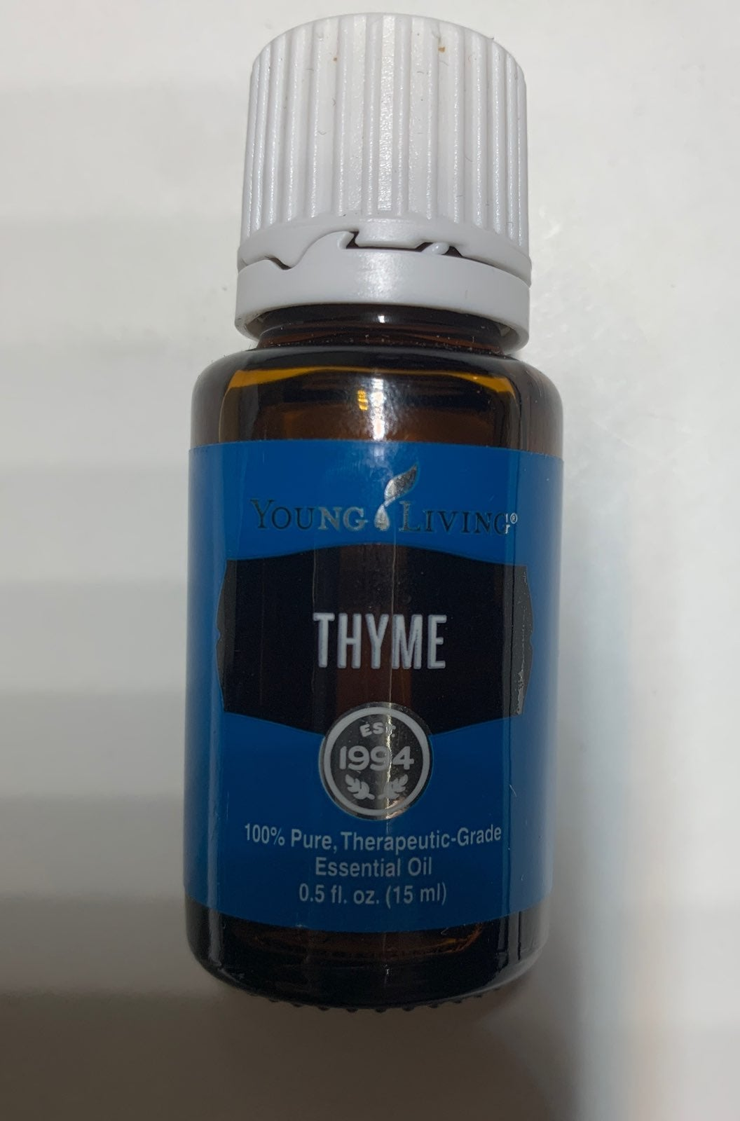 Young Living Thyme 15mL Essential Oil