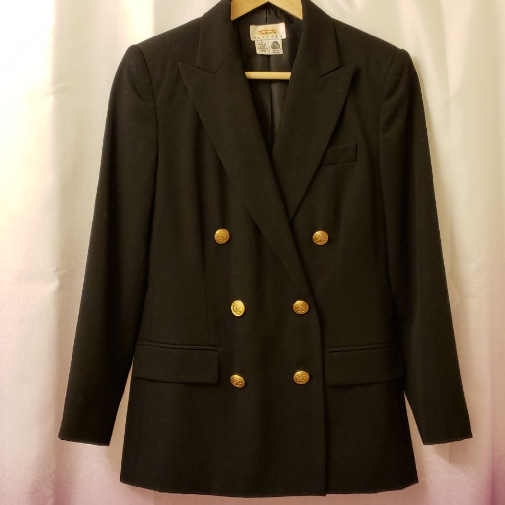 Talbots Size 4 Pure Wool Coat by Talbots