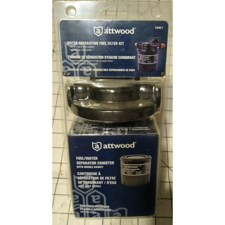 Attwood Water/Fuel Separator filter kit
