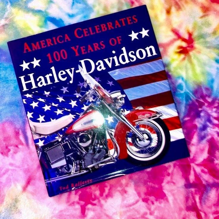 100 Years of Harley-Davidson Hard Cover