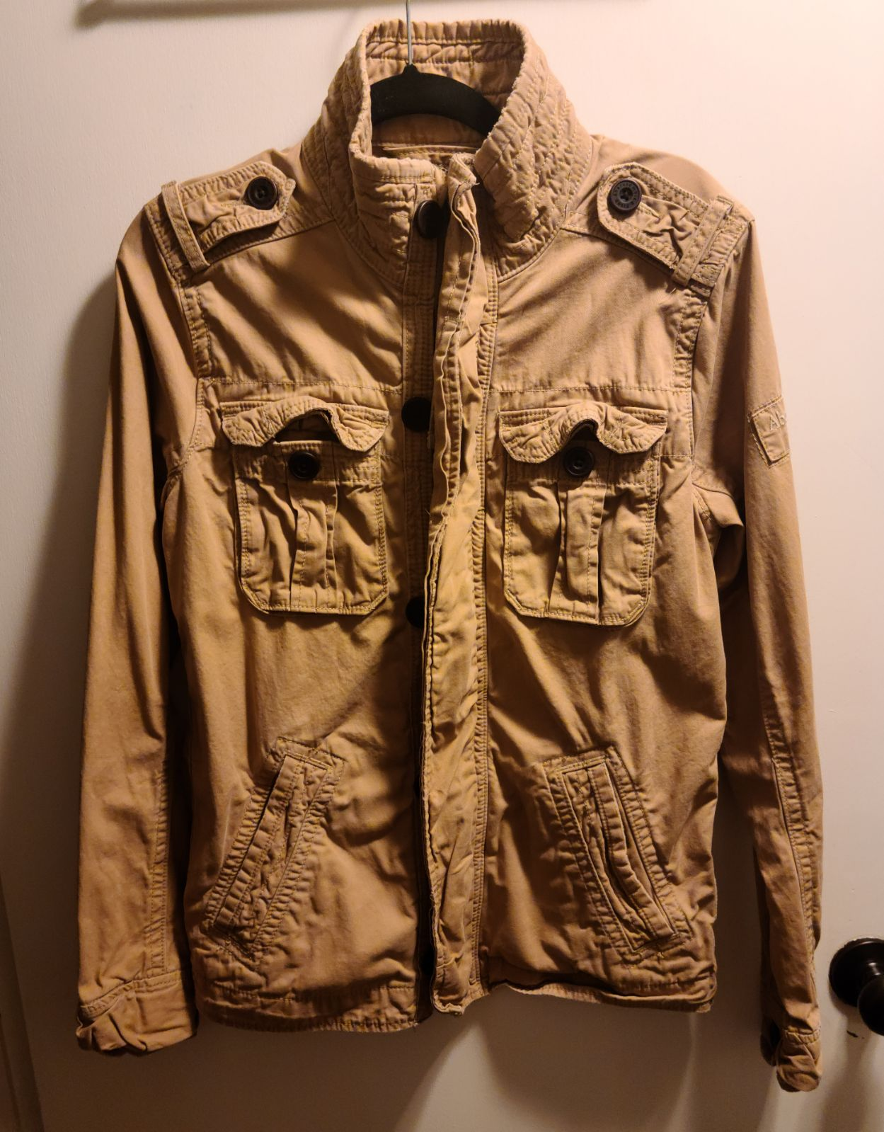 Abercrombie A&F Men's Small Jacket