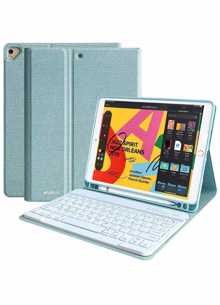 iPad 10.2/ Air 3/ Pro 10.5 Keyboard Case