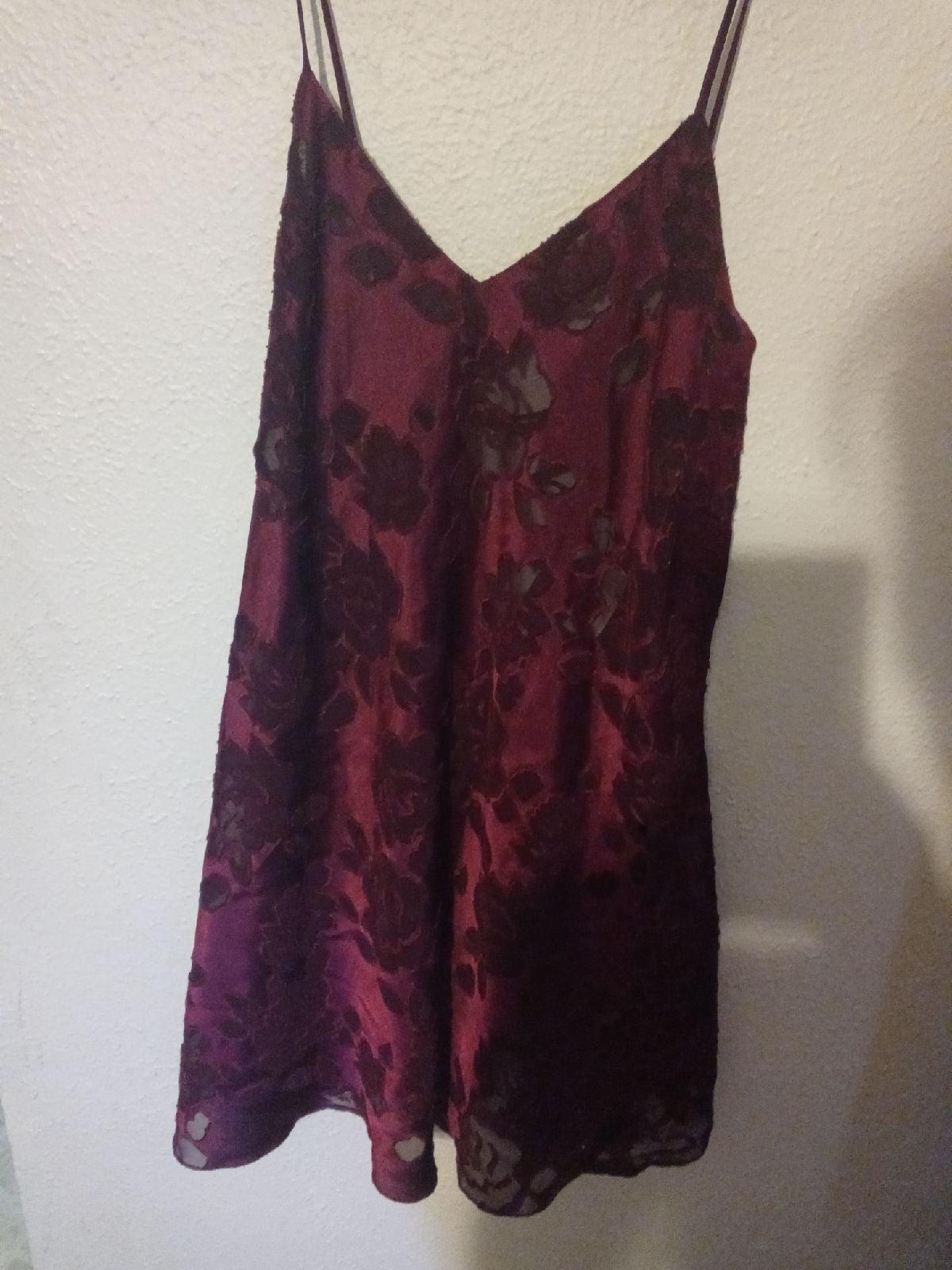 Vintage Victorias secret slip night gown