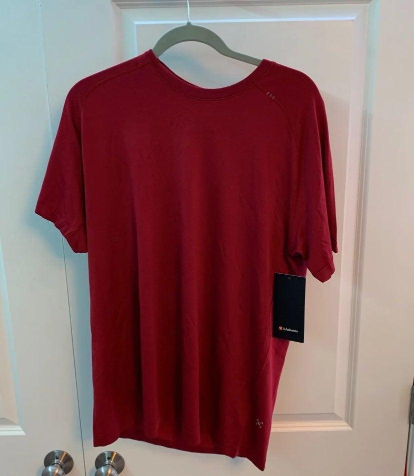 Men's Lululemon Metal Vent Tech Shirt