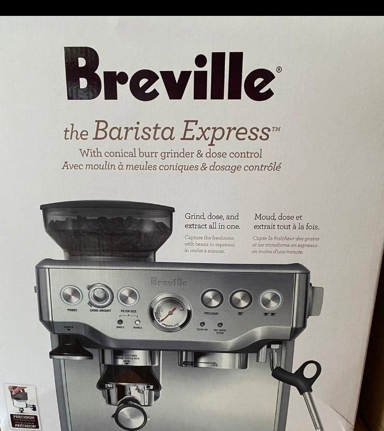 Breville espresso machine express