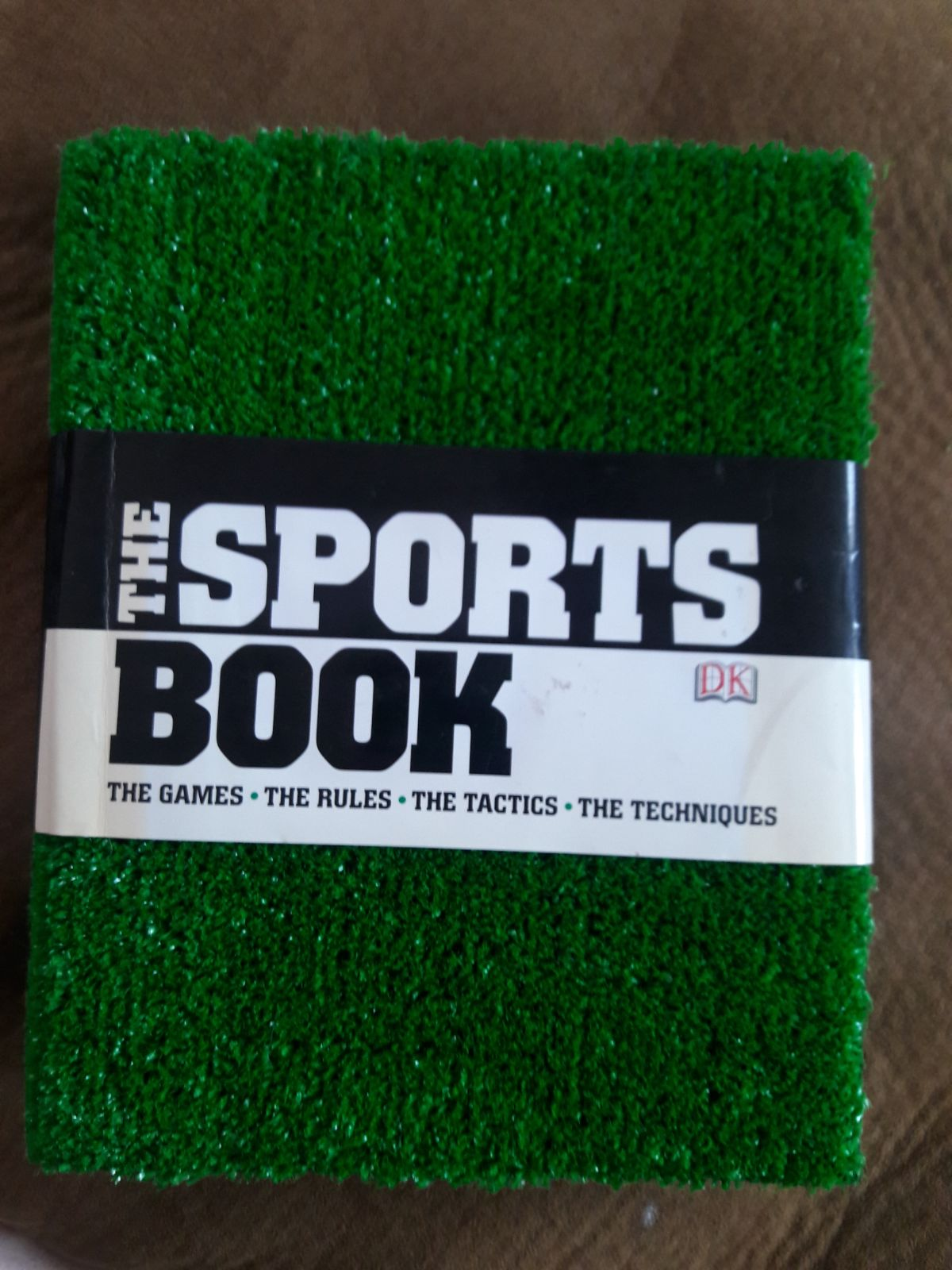 The Sports Book : The Games - the Rules