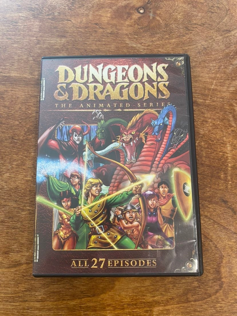 Dungeons & Dragons The Complete Series