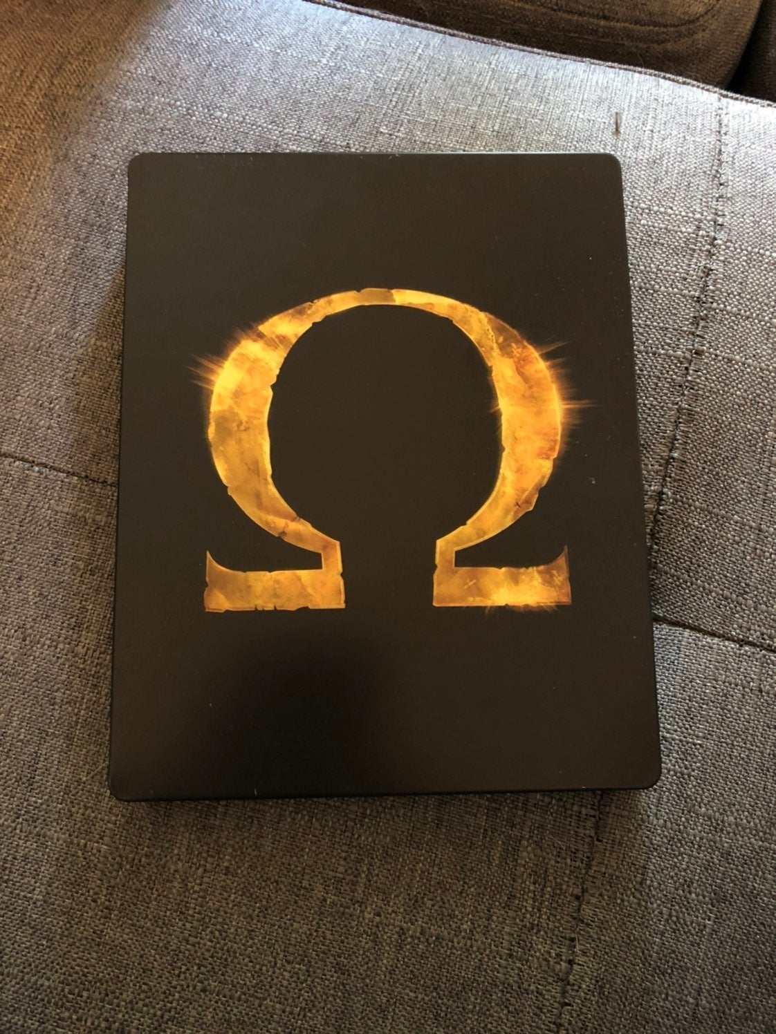 God of War Ascension Steelbook