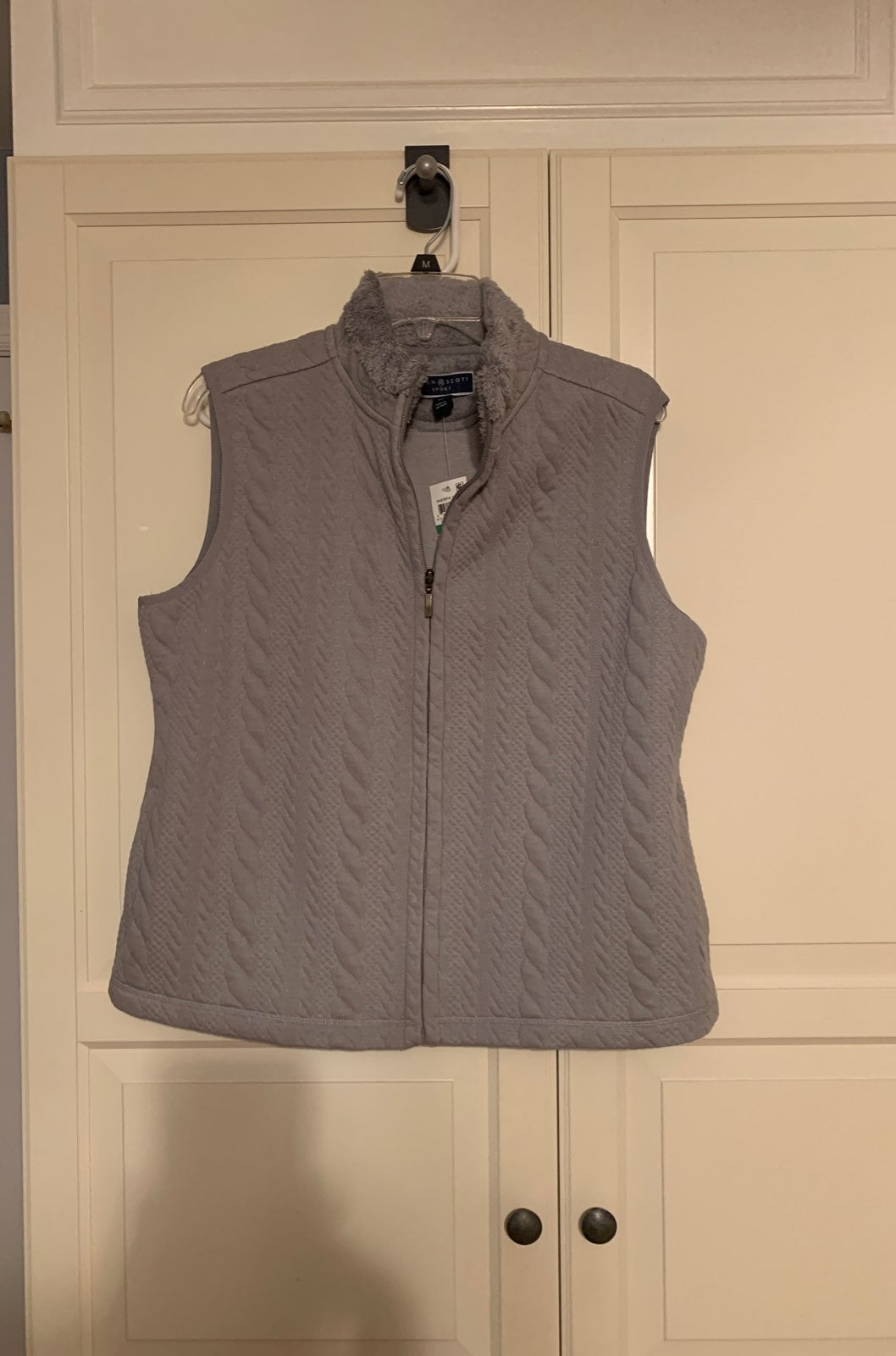 New Karen Scott Sport Vest