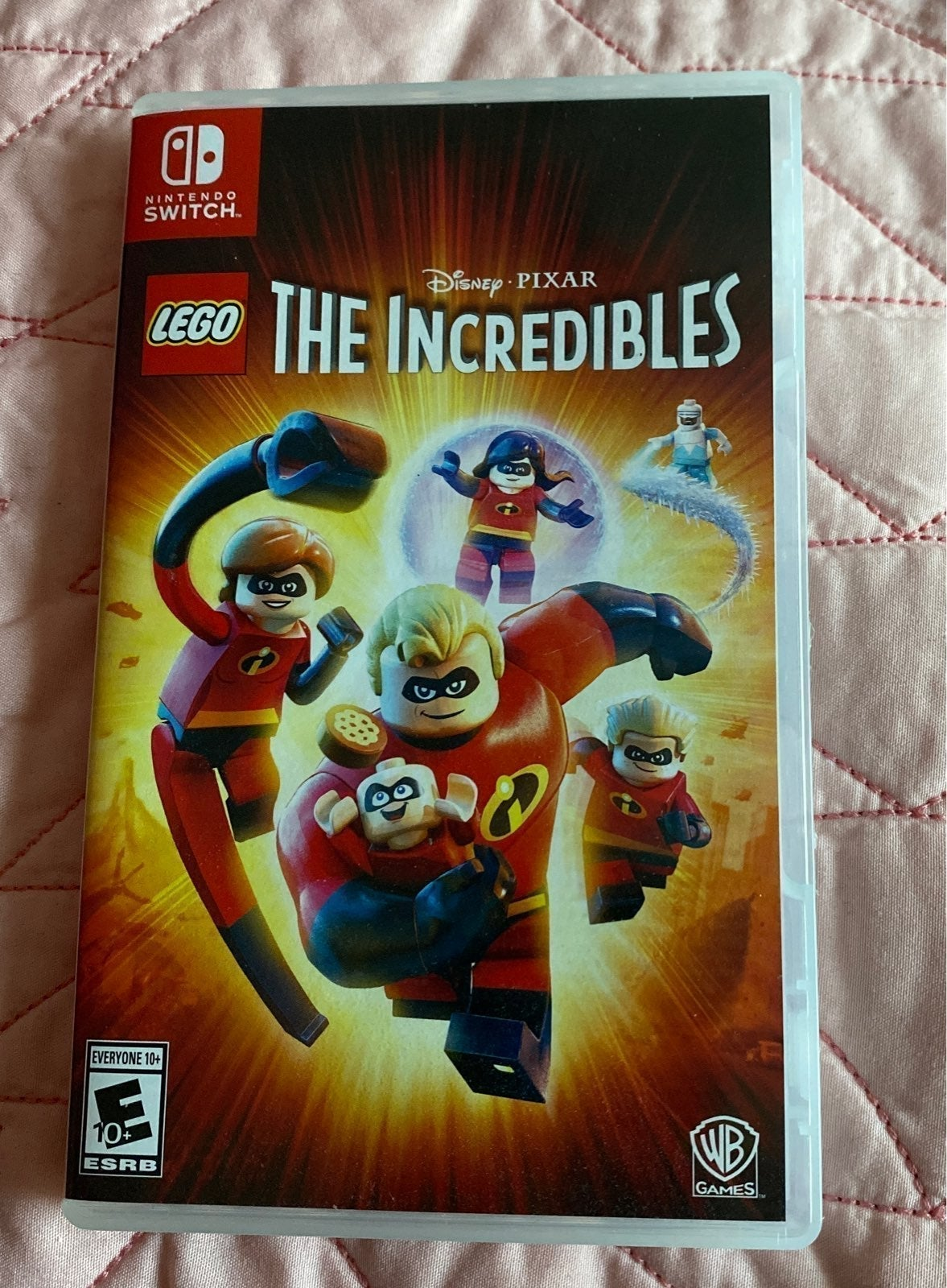 LEGO The Incredibles on Nintendo Switch