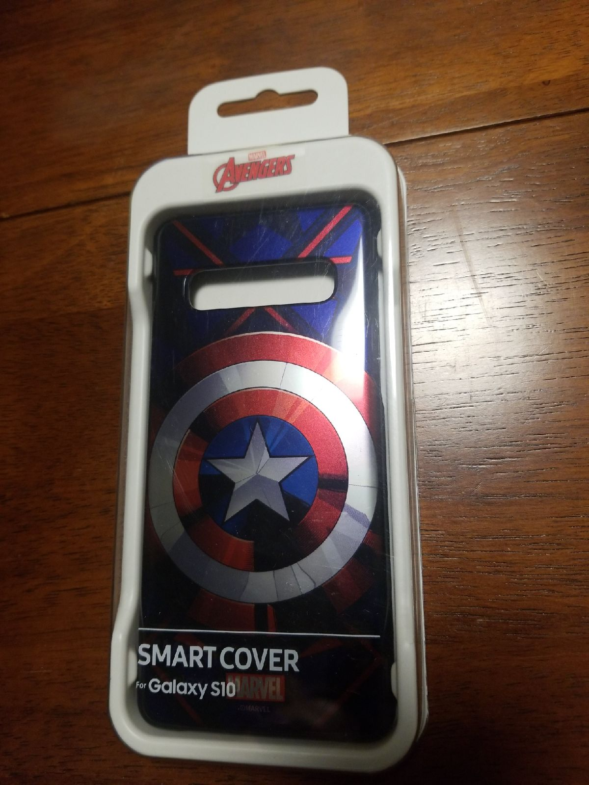 Marvel Galaxy S10 Smart Cover