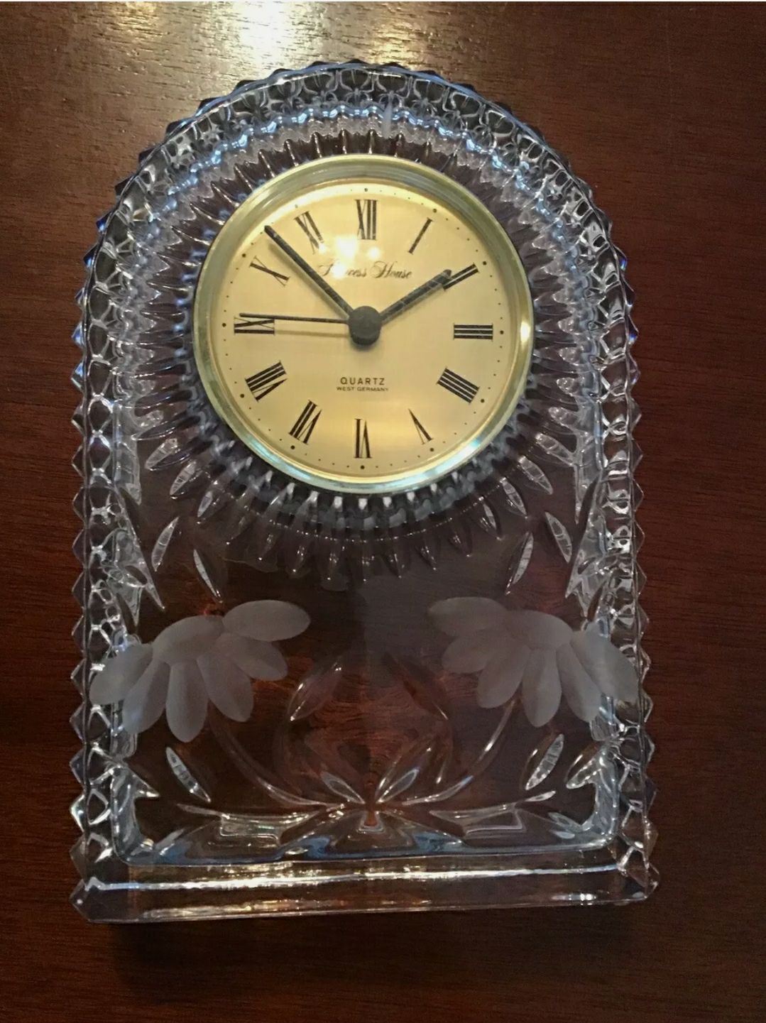 Princess House Clock Made in Germany