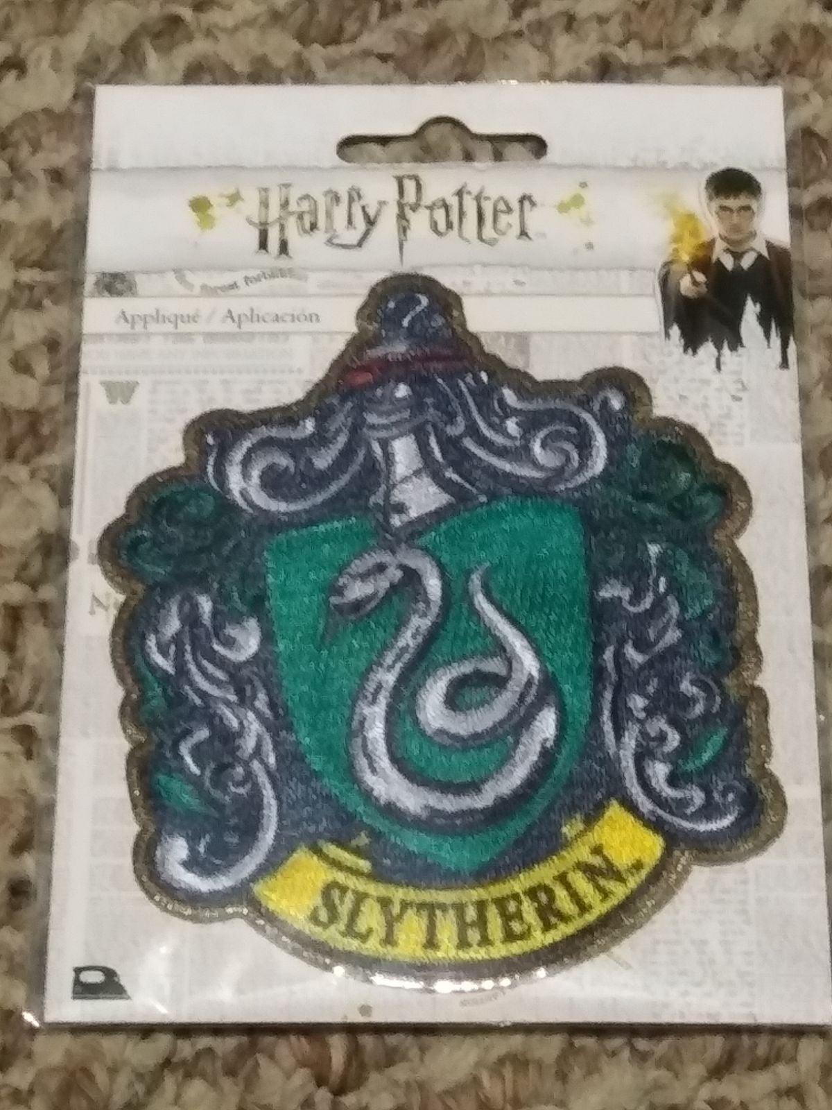 Slytherin Crest Patch