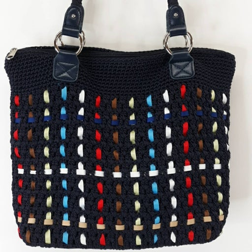 Croft & Barrow Shoulder Bag Navy Blue