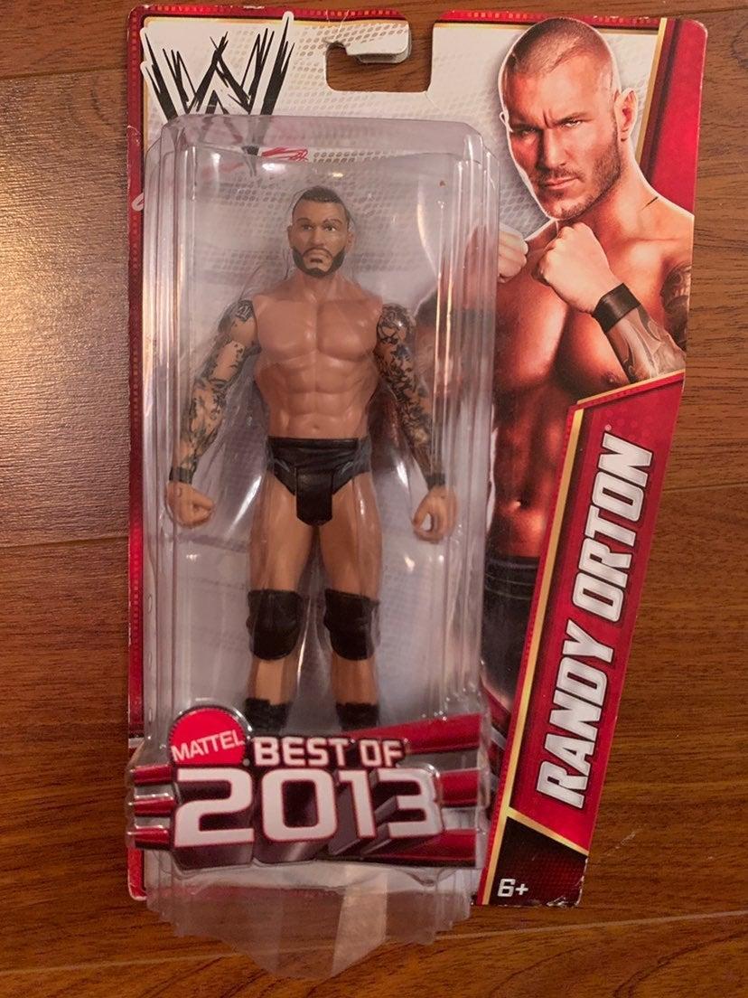 WWE Randy Orton Best of 2013 Figure