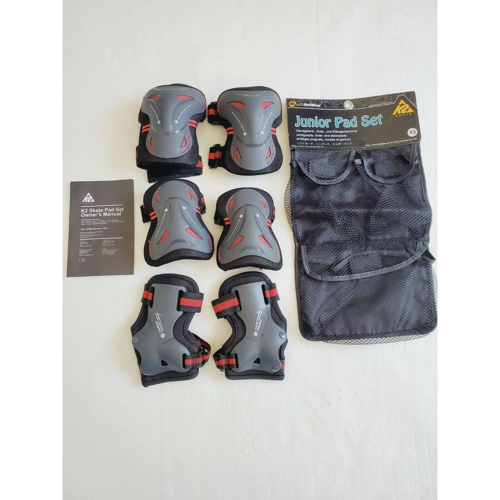 Roller Derby Skate Protection Pads Youth