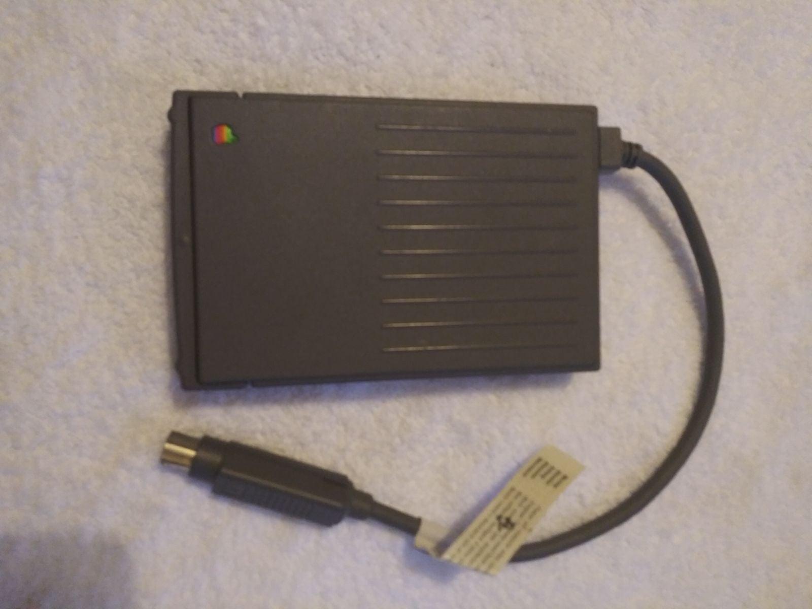 Apple Macintosh HDI-20 External 1.4MB