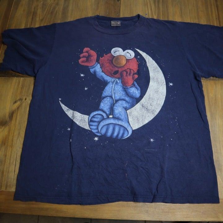 VTG Single Stitch ELMO T Shirt Size 2XL