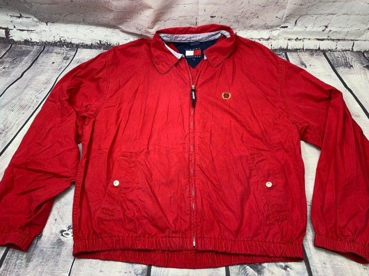 Vintage Tommy Hilfiger Jacket Red Lion