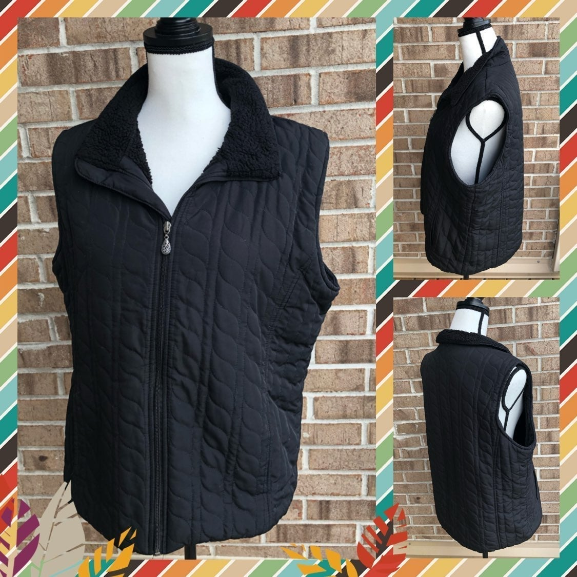 Laura Scott Winter Vest